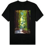 Muir Woods National Monument, California - Pathway T-skjorter