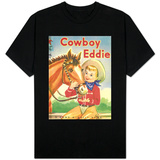 Cowboy Eddie T-Shirt