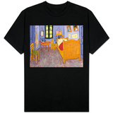 Van Gogh's Bedroom at Arles, 1889 Shirts