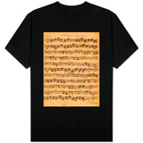 The Brandenburger Concertos, No.5 D-Dur, 1721 T-shirts