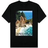McWay Falls - Big Sur Coast, California T-shirts