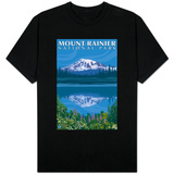 Mount Rainier, Reflection Lake Shirts