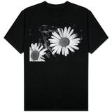 Daisy Flower Black White Photo T-shirts