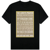 The Lord's Prayer Shirts