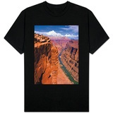 Colorado River in Grand Canyon T-shirts