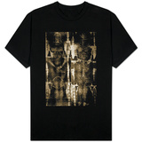 Shroud of Turin Full Image T-Shirt