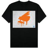 Orange Piano T-shirts