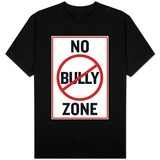 No Bully Zone Shirts