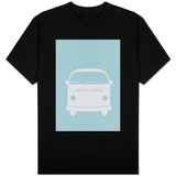 VW Bus Blue Shirts