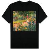 Garden at Giverny, 1895 T-shirts