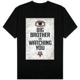 Big Brother is Watching You 1984 INGSOC T-Shirt