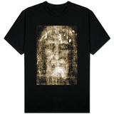 Shroud of Turin Face Detail T-skjorter
