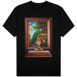Victorian Peacock Photo T-shirts