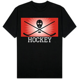Hockey Red Shirts