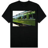 Antique Pullman Railroad Train Car Photo Shirt