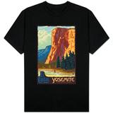 El Capitan, Yosemite National Park, California Skjorter
