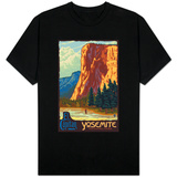 El Capitan, Yosemite National Park, California Shirts