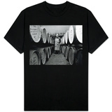An Employee of the Knockando Whisky Distillery in Scotland, January 1972 T-shirts