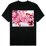 Japanese Cherry Blossom T-shirts