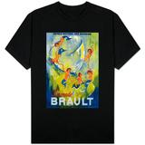 Limonade Brault Vintage Poster - Europe Bluser