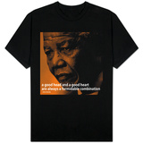 Nelson Mandela Quote iNspire 2 T-shirts