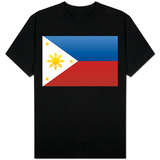 Philippines National Flag T-shirts