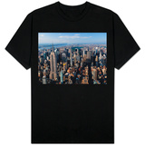 Manhattan Skyline Shirt