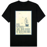 Walt Whitman Now Voyager Shirt