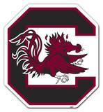 NCAA South Carolina Gamecocks Vinyl Magnet Magnet