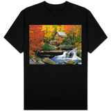 Glade Creek Grist Mill T-Shirt