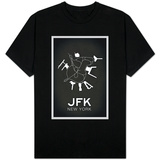 JFK New York Airport Shirt