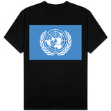 United Nations Flag T-shirts