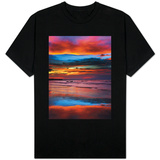 Thunderstorm Clouds over Timor Sea Before Monsoon T-Shirt