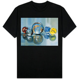 5 Marbles and 465 W. Broadway T-Shirt