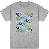 Cool Butterfly Pattern Shirts