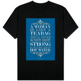 Strong Woman Eleanor Roosevelt Quote Shirt