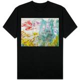 Waterlilies, 1917-19 (Detail) T-Shirt