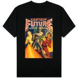 Captain Future Wizard of Science Skjorter