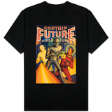 Captain Future Wizard of Science Shirts