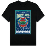 Baltimore, Maryland - Blue Crabs T-shirts