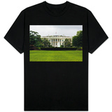 The White House Washington DC Photo T-shirts