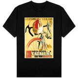 Reclame voor wielerwedstrijd T-Shirt