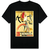 Bicycle Racing Promotion Shirt