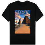 Kalaloch Beach - Olympic National Park, Washington Shirts
