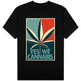 Yes We Cannabis T-shirts