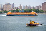 New York City Staten Island Ferry Poster Posters