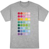 Rainbow Dots Shirts