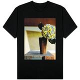 Hydrangea Rustic Vase T-Shirt
