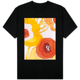Watercolor Bouquet I T-shirts