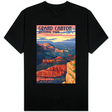 Grand Canyon National Park - Mather Point Shirts